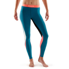Skins W's DNAmic Long Tights Cerulean